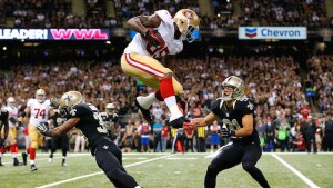 Vernon-Davis, professional athlete who uses acupuncture for pain