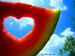 Berkeley Accupunture Watermelon heart