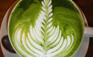 Berkeley Accupunture matcha tea