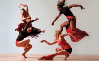 Berkeley Accupunture dance