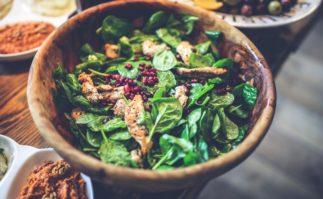 Berkeley Accupunture Bowl of green vegetables
