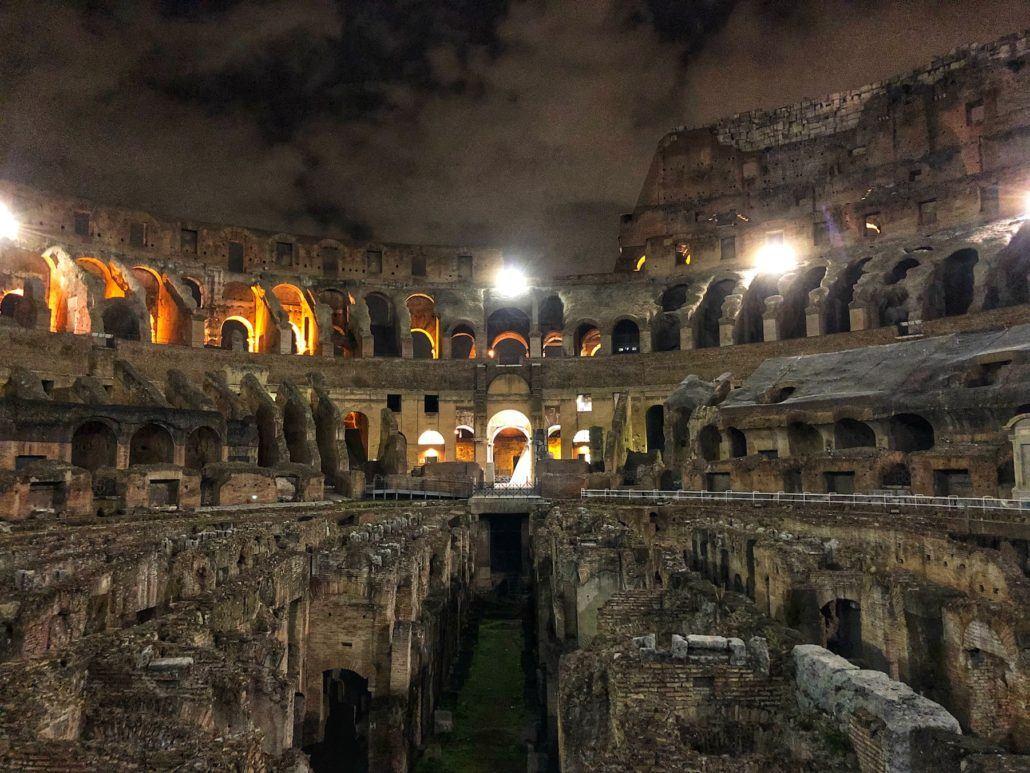 The Roman Colisseum