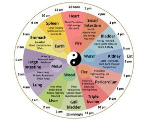 Chinese Clock Tao to Wellness Berkeley, California