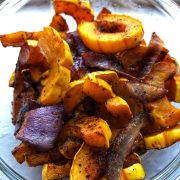 Christina Martin from Tao to Wellness Delicata Squash recipe