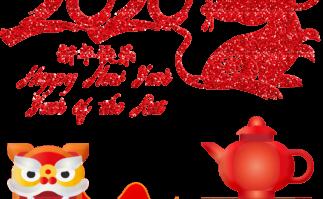 Berkeley Accupunture Chinese New Year Rat